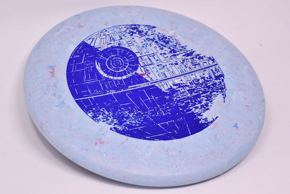 Buy Blue Discraft Jawbreaker Challenger Star Wars Death Star Putt and Approach Disc Golf Disc (Frisbee Golf Disc) at Skybreed Discs Online Store