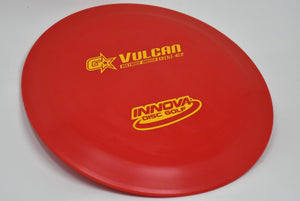 Buy Red Innova G-Star Vulcan Distance Driver Disc Golf Disc (Frisbee Golf Disc) at Skybreed Discs Online Store