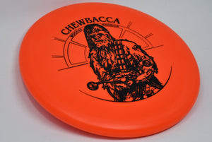 Buy Red Discraft Pro-D Challenger Star Wars Chewbacca Putt and Approach Disc Golf Disc (Frisbee Golf Disc) at Skybreed Discs Online Store