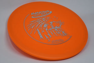 Buy Orange Innova DX RocX3 Midrange Disc Golf Disc (Frisbee Golf Disc) at Skybreed Discs Online Store
