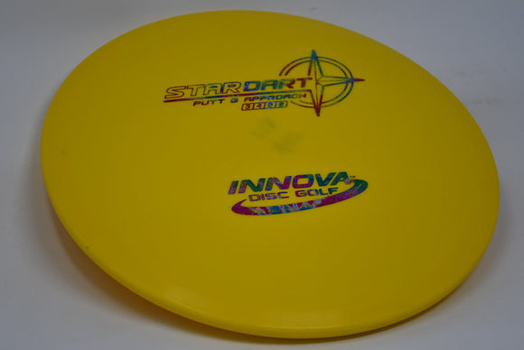 Buy Yellow Innova Star Dart Putt and Approach Disc Golf Disc (Frisbee Golf Disc) at Skybreed Discs Online Store