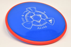 Buy Blue Red Axiom Neutron Alias Midrange Disc Golf Disc (Frisbee Golf Disc) at Skybreed Discs Online Store