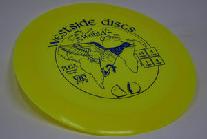 Buy Yellow Westside VIP Air World Distance Driver Disc Golf Disc (Frisbee Golf Disc) at Skybreed Discs Online Store