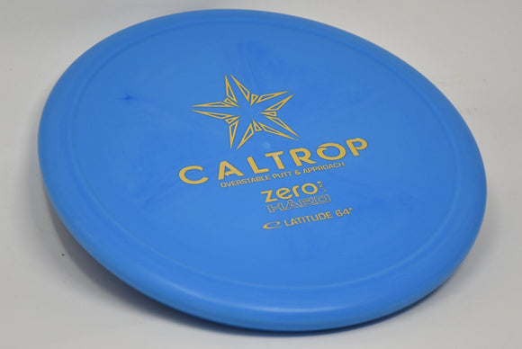 Buy Blue Latitude 64 Zero Hard Caltrop Putt and Approach Disc Golf Disc (Frisbee Golf Disc) at Skybreed Discs Online Store