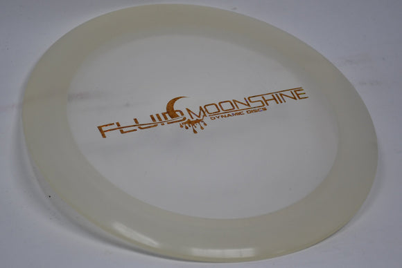 Buy Clear Dynamic Fluid Moonshine Freedom Distance Driver Disc Golf Disc (Frisbee Golf Disc) at Skybreed Discs Online Store