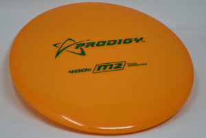 Buy Orange Prodigy 400G M2 Midrange Disc Golf Disc (Frisbee Golf Disc) at Skybreed Discs Online Store