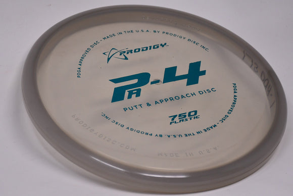 Buy Clear Prodigy 750 PA4 Putt and Approach Disc Golf Disc (Frisbee Golf Disc) at Skybreed Discs Online Store