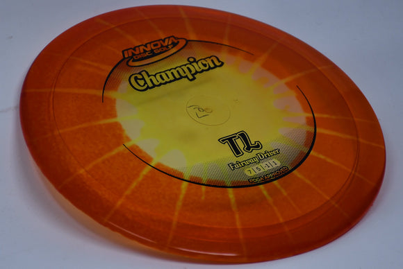 Buy Tie Dye Innova Champion I-Dye TL Fairway Driver Disc Golf Disc (Frisbee Golf Disc) at Skybreed Discs Online Store