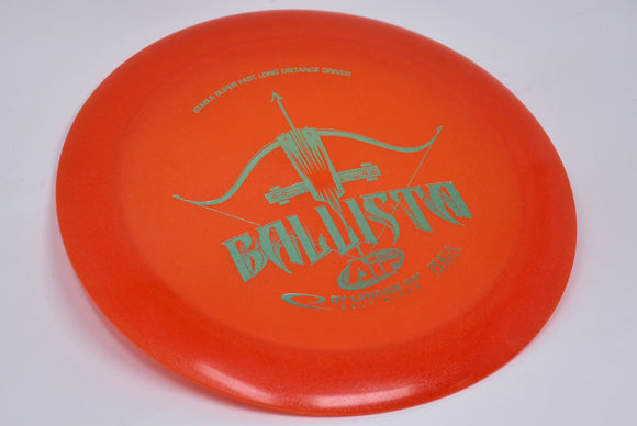 Buy Red Latitude 64 Opto Air Ballista Distance Driver Disc Golf Disc (Frisbee Golf Disc) at Skybreed Discs Online Store