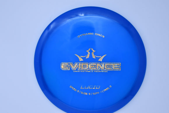 Buy Dynamic Lucid Evidence disc golf disc (frisbee golf disc) at Skybreed Discs online store