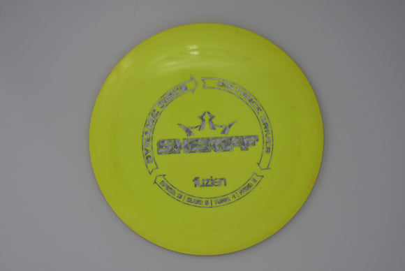 Buy Dynamic Biofuzion Sheriff disc golf disc (frisbee golf disc) at Skybreed Discs online store