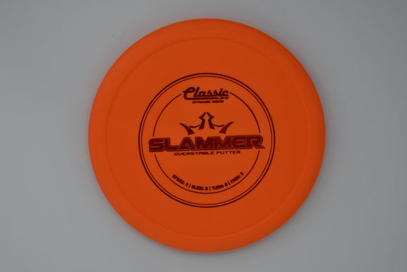 Buy Dynamic Classic Blend Slammer disc golf disc (frisbee golf disc) at Skybreed Discs online store