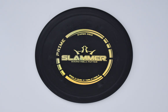 Buy Dynamic Prime Slammer disc golf disc (frisbee golf disc) at Skybreed Discs online store