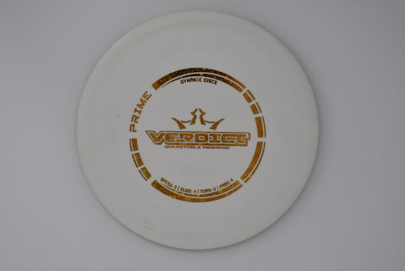 Buy Dynamic Prime Verdict disc golf disc (frisbee golf disc) at Skybreed Discs online store