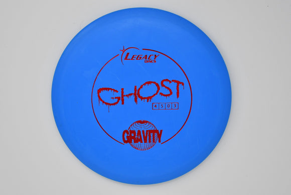 Buy Legacy Gravity Ghost disc golf disc (frisbee golf disc) at Skybreed Discs online store