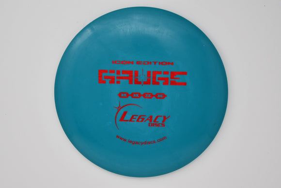 Buy Legacy Icon Gauge disc golf disc (frisbee golf disc) at Skybreed Discs online store