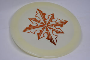 Buy White Discmania Glow C-Line PD3 Special Edition North Star Stamp Distance Driver Disc Golf Disc (Frisbee Golf Disc) at Skybreed Discs Online Store