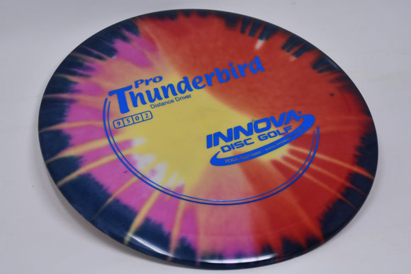 Buy Tie Dye Innova Pro I-Dye Thunderbird Fairway Driver Disc Golf Disc (Frisbee Golf Disc) at Skybreed Discs Online Store