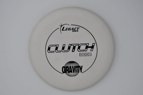 Buy Legacy Glow Gravity Clutch disc golf disc (frisbee golf disc) at Skybreed Discs online store