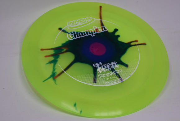 Buy Tie Dye Innova Champion I-Dye Tern Distance Driver Disc Golf Disc (Frisbee Golf Disc) at Skybreed Discs Online Store