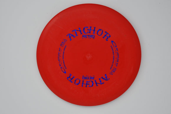 Buy Latitude 64 Retro Anchor disc golf disc (frisbee golf disc) at Skybreed Discs online store
