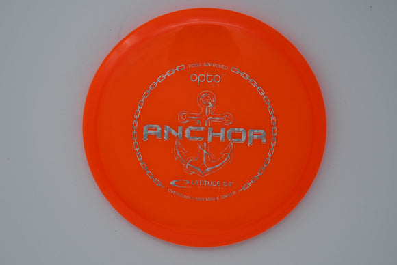 Buy Latitude 64 Opto Anchor disc golf disc (frisbee golf disc) at Skybreed Discs online store