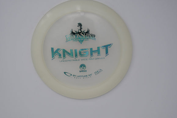 Buy Latitude 64 Moonshine Knight disc golf disc (frisbee golf disc) at Skybreed Discs online store