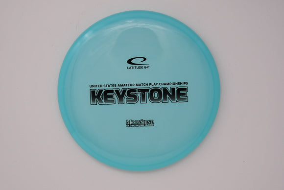 Buy Latitude 64 Moonshine Keystone disc golf disc (frisbee golf disc) at Skybreed Discs online store