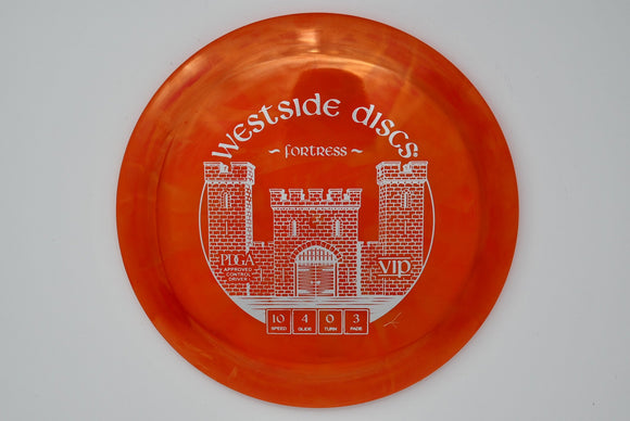 Buy Westside VIP Fortress disc golf disc (frisbee golf disc) at Skybreed Discs online store