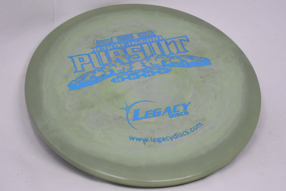 Buy Green Legacy Icon Pursuit Midrange Disc Golf Disc (Frisbee Golf Disc) at Skybreed Discs Online Store