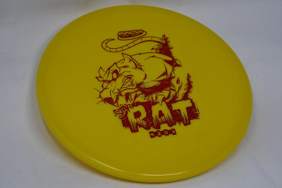 Buy Yellow Innova Star Rat Putt and Approach Disc Golf Disc (Frisbee Golf Disc) at Skybreed Discs Online Store