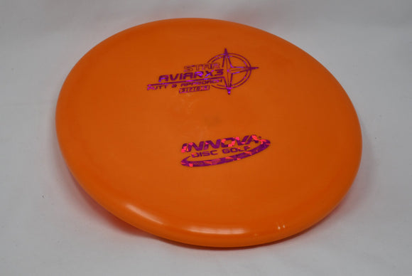 Buy Orange Innova Star Aviar X3 Putt and Approach Disc Golf Disc (Frisbee Golf Disc) at Skybreed Discs Online Store