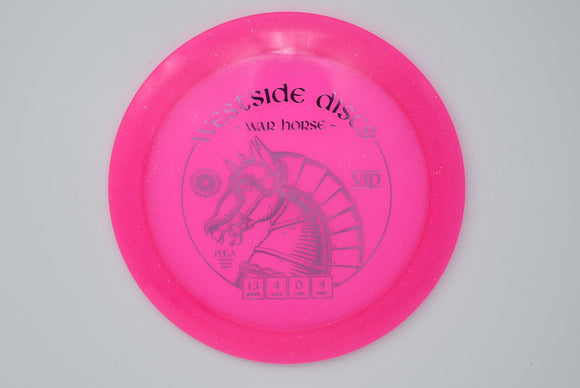 Buy Westside VIP Warhorse disc golf disc (frisbee golf disc) at Skybreed Discs online store