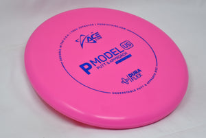 Buy Pink Prodigy DuraFlex P Model US Putt and Approach Disc Golf Disc (Frisbee Golf Disc) at Skybreed Discs Online Store