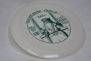 Buy White Westside VIP King Distance Driver Disc Golf Disc (Frisbee Golf Disc) at Skybreed Discs Online Store