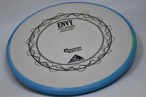 Buy White  Axiom Electron Soft Envy Putt and Approach Disc Golf Disc (Frisbee Golf Disc) at Skybreed Discs Online Store