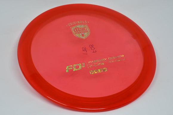 Buy Discmania C-Line FD3 disc golf disc (frisbee golf disc) at Skybreed Discs online store