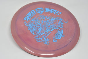 Buy Discmania Swirl S-Line CD2 Roaming Thunder 2 disc golf disc (frisbee golf disc) at Skybreed Discs online store