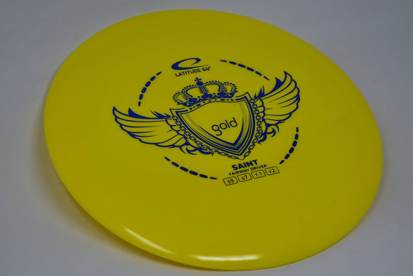 Buy Latitude 64 Gold Saint disc golf disc (frisbee golf disc) at Skybreed Discs online store