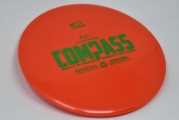 Buy Latitude 64 Recycled Compass disc golf disc (frisbee golf disc) at Skybreed Discs online store