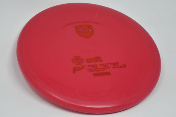 Buy Red Discmania Soft P-Line P2 Putt and Approach Disc Golf Disc (Frisbee Golf Disc) at Skybreed Discs Online Store