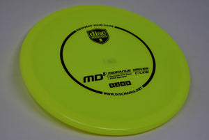 Buy Yellow Discmania C-Line MD5 Midrange Disc Golf Disc (Frisbee Golf Disc) at Skybreed Discs Online Store