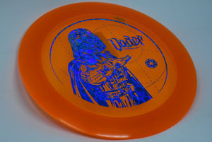 Buy Orange Discraft Z Nuke Star Wars Darth Vader Circle Distance Driver Disc Golf Disc (Frisbee Golf Disc) at Skybreed Discs Online Store