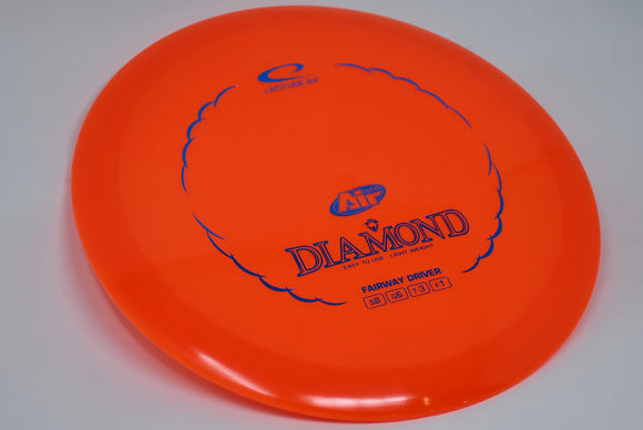 Buy Orange Latitude 64 Opto Air Diamond Fairway Driver Disc Golf Disc (Frisbee Golf Disc) at Skybreed Discs Online Store