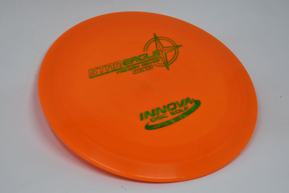 Buy Orange Innova Star Eagle Fairway Driver Disc Golf Disc (Frisbee Golf Disc) at Skybreed Discs Online Store
