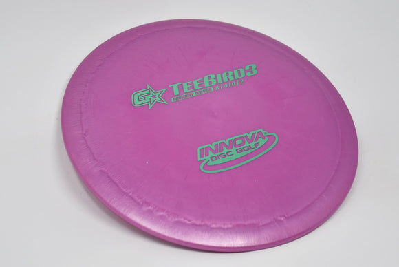 Buy Purple Innova G-Star TeeBird3 Fairway Driver Disc Golf Disc (Frisbee Golf Disc) at Skybreed Discs Online Store