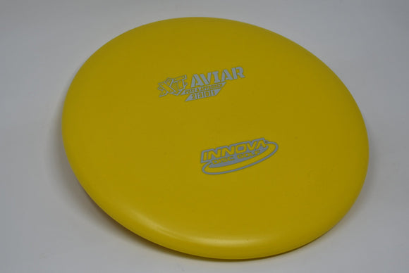 Buy Yellow Innova XT Aviar Putt and Approach Disc Golf Disc (Frisbee Golf Disc) at Skybreed Discs Online Store