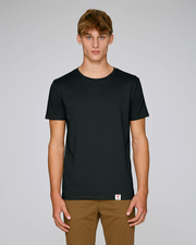 Slow Fashion Basic Shirt black/white