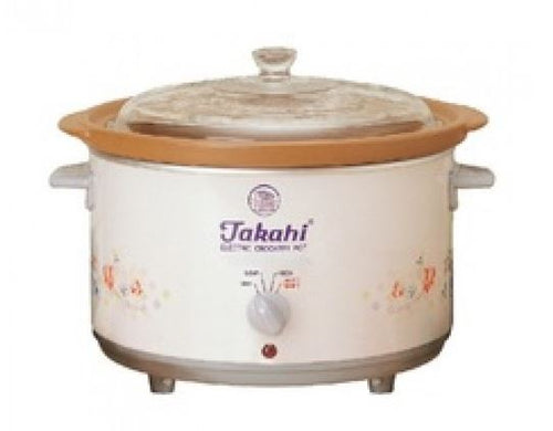 Takahi 1606 - Electric Slow Cooker 5.2litres