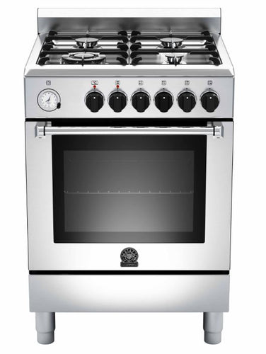 Bertazzoni La Germania AM64C61CX - Free Standing Cooker 60cm